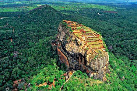 Khám phá hòn đá Sư Tử – Thành cổ Sigirya tại Sri Lanka