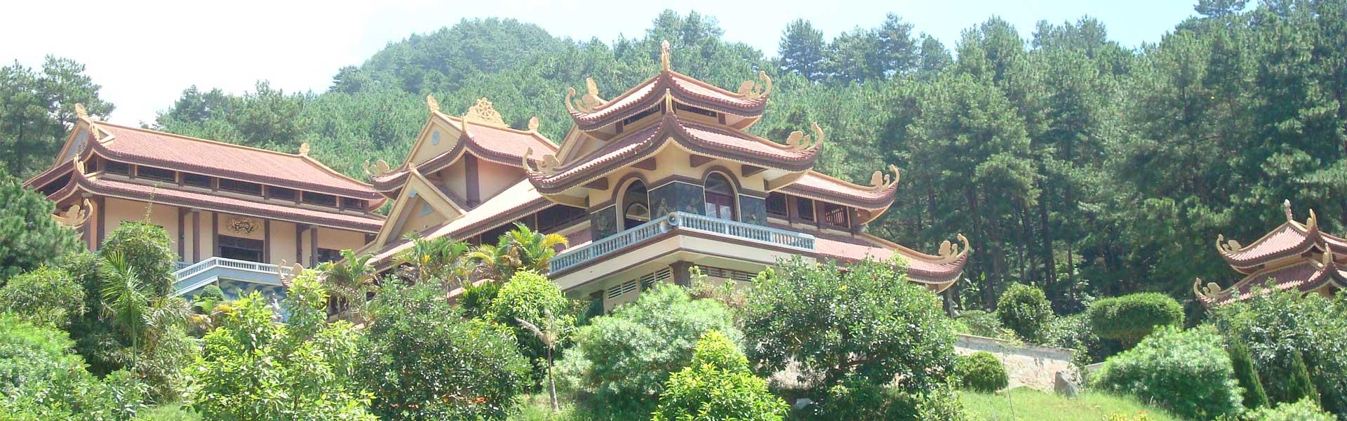 Khám phá Thiền viện Trúc Lâm Đà Lạt