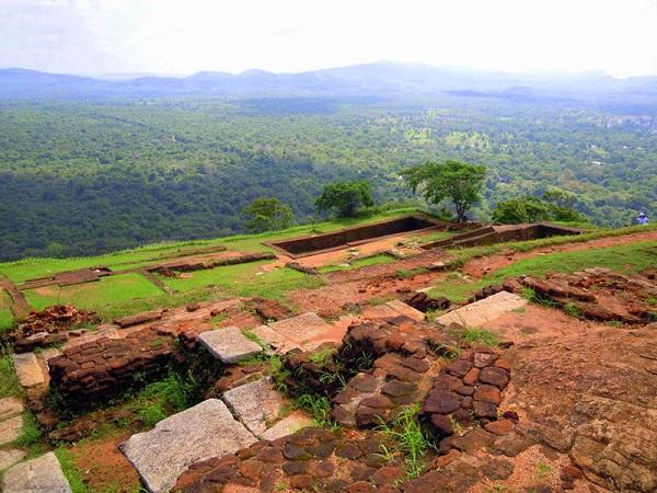 Thành cổ Sigirya