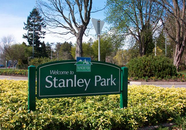 công viên stanley vancouver