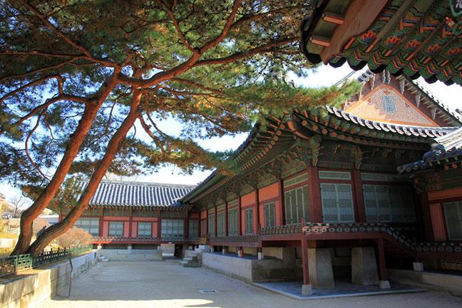 giao thái điện - gyeongbokgung