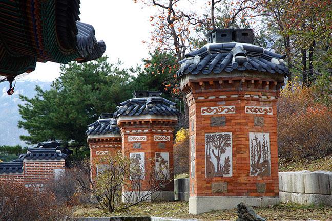 giao thái điện - gyeongbokgung.