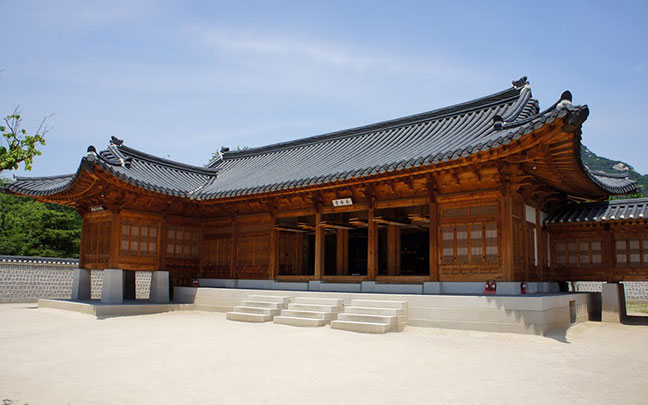 kiền thanh cung – geoncheonggung