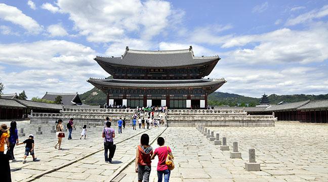 goàng cung gyeongbokgung