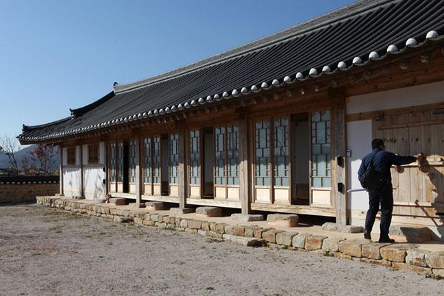 làng văn hóa truyền thống gyeongju gyochon