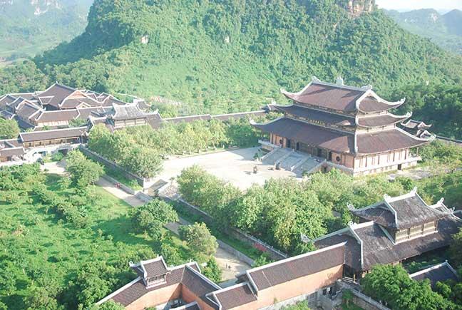 Khám phá chùa Bái Đính