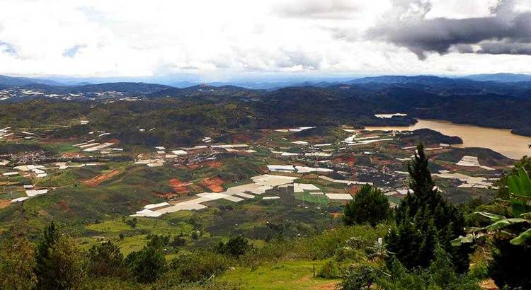 Khám phá núi Langbiang – Đà Lạt