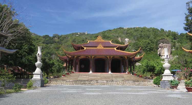 Khám phá chùa Bái Đính Ninh Bình