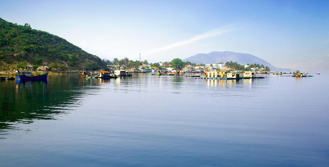 Vẻ đẹp vịnh Vân Phong – Nha Trang