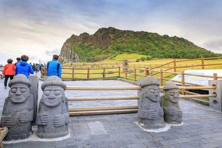 Khám phá đảo Jeju Hàn Quốc