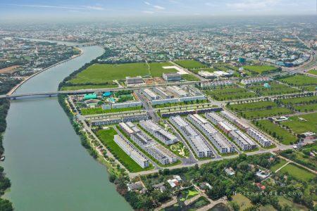 Dự Án La Villa Green City Bên Dòng Sông Vàm Cỏ Tây Thơ Mộng